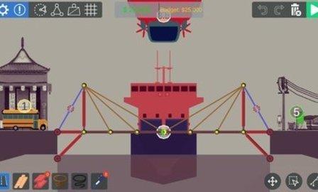 坏掉的桥游戏图1