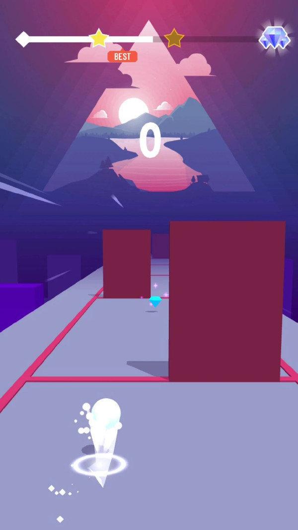 节奏球球3D图3