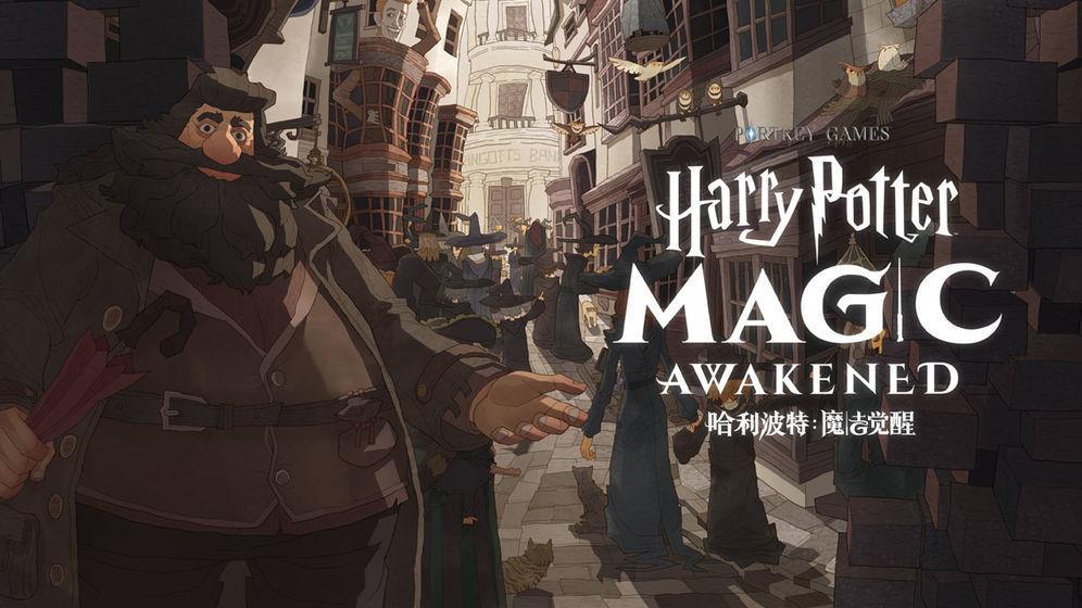 哈利波特魔法觉醒网易版图1