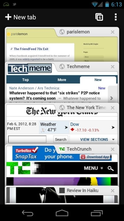 谷歌chrome安卓版图3